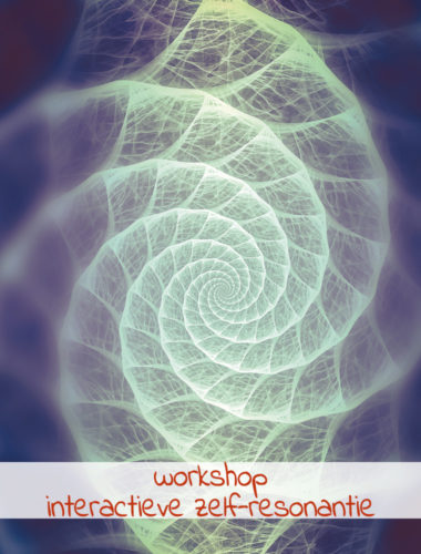 Workshop interactieve zelf-resonantie